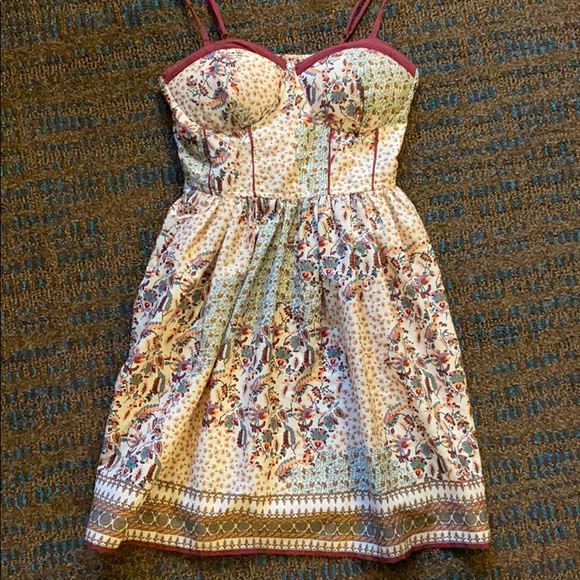 Band of Gypsies Dresses & Skirts - BAND OF GYPSIES - Spaghetti Strap Dress Size Small